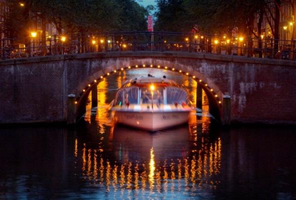 Небанальный Амстердам - Фото №19