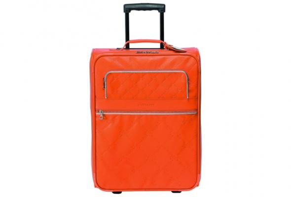 Флагманская коллекция мини-чемоданов LMCuir отLongchamp - Фото №0