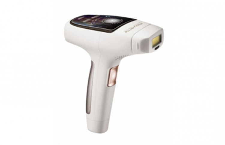 Новый фотоэпилятор Derma Perfect отRowenta