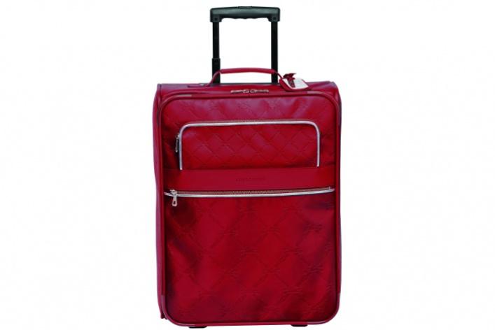 Флагманская коллекция мини-чемоданов LMCuir отLongchamp