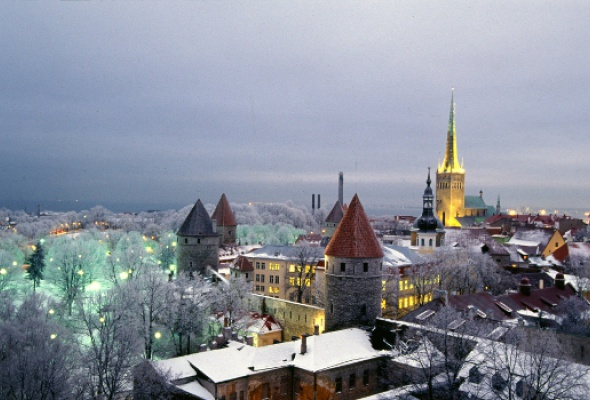 Длинный уикенд вЭстонии - Фото №0