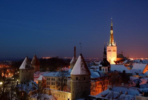 Длинный уикенд вЭстонии - Фото №12