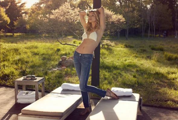 Wrangler создал джинсы соспа-эффектом - Фото №1