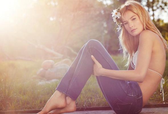 Wrangler создал джинсы соспа-эффектом - Фото №2