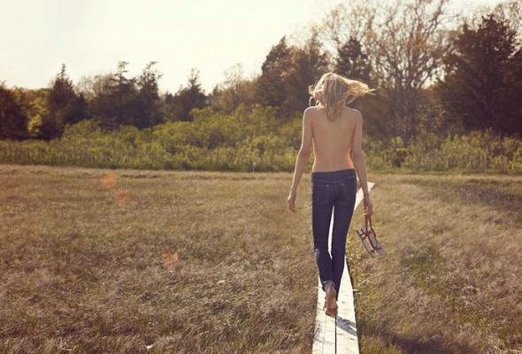 Wrangler создал джинсы соспа-эффектом - Фото №3