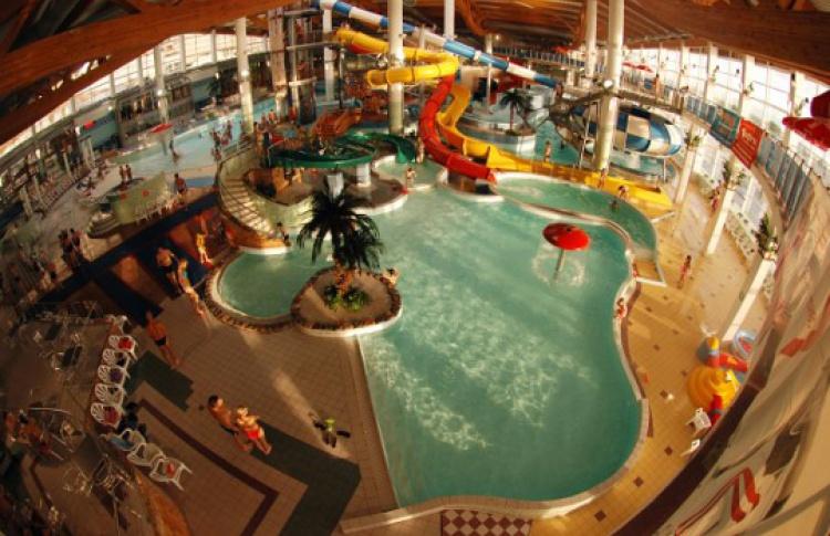 Вотервиль, парк водных развлечений