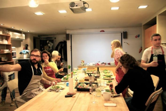 Кулинарная мастерская JustСook