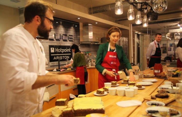 Групповые кулинарные мастер-классы