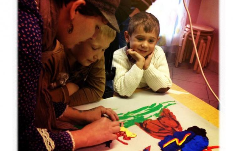 Школа детской анимации