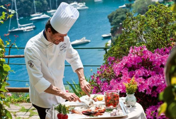 Гастроли итальянских шеф-поваров - Фото №0