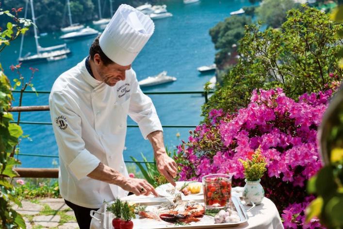 Гастроли итальянских шеф-поваров