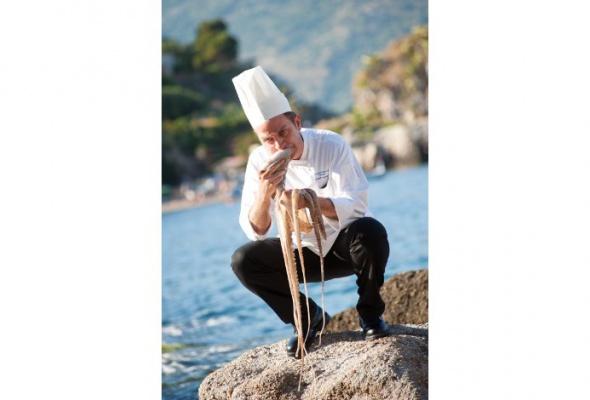 Гастроли итальянских шеф-поваров - Фото №1