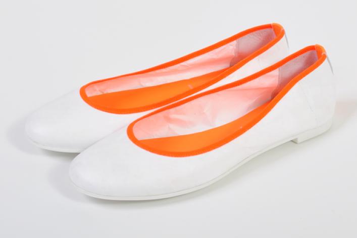 Бумажные балетки отCartina laBallerina