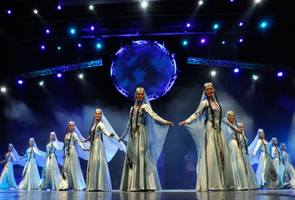 Легендарный грузинский ансамбль «Эрисиони», покоривший весь мир, выступит вМоскве! - Фото №0
