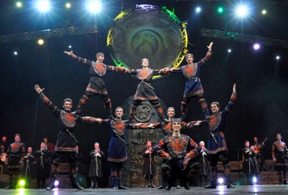 Легендарный грузинский ансамбль «Эрисиони», покоривший весь мир, выступит вМоскве! - Фото №2