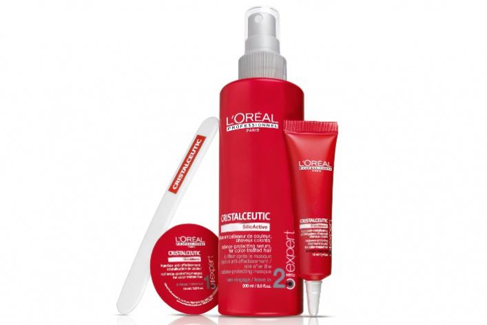 Новые процедуры для волос отL'Oreal Professionnel