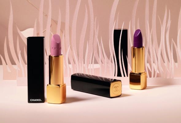Весенняя коллекция макияжа отChanel - Фото №2