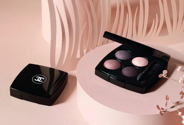 Весенняя коллекция макияжа отChanel - Фото №6