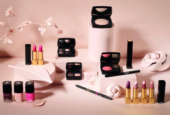 Весенняя коллекция макияжа отChanel - Фото №7