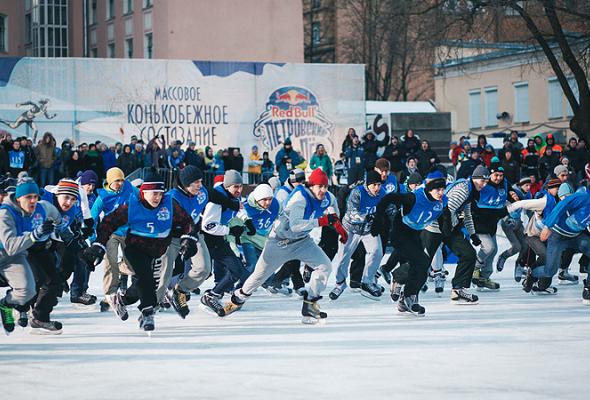 Конькобежцы вЮсуповском - Фото №2