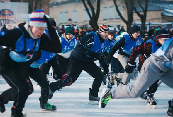 Конькобежцы вЮсуповском - Фото №6