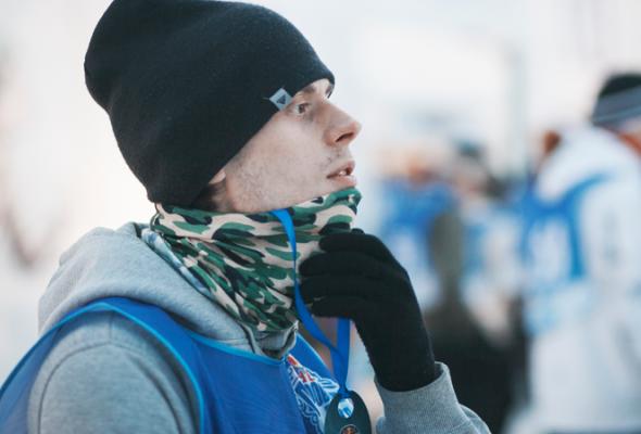 Конькобежцы вЮсуповском - Фото №7