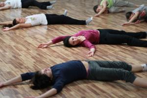 ByeBye BALLET, лаборатория танца и театра