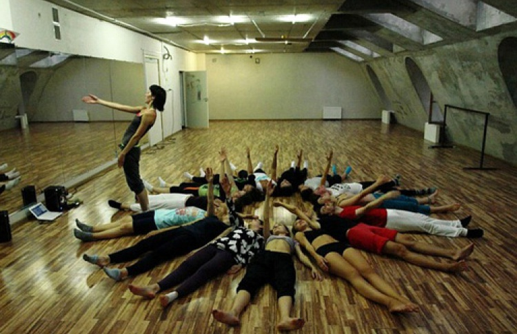 Детская школа ByeBye Ballet