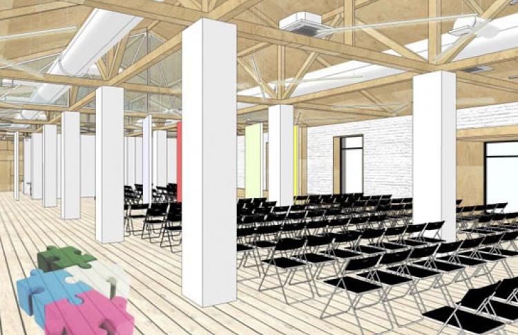 ЦСК «Гараж» открывает Образовательный центр