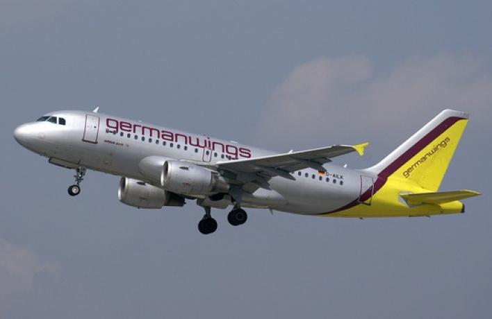 Бюджетная авиакомпания Germanwings возобновляет работу вПетербурге