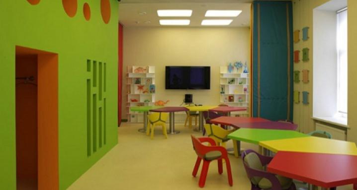 Детский клуб «Пампа Грин» в Барвихе