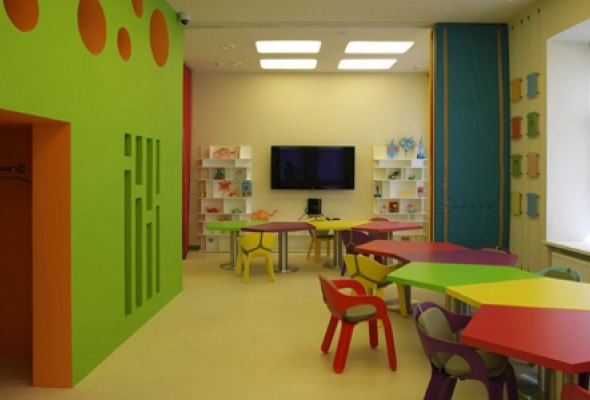 Детский клуб «Пампа Грин» на Мясницкой - Фото №0