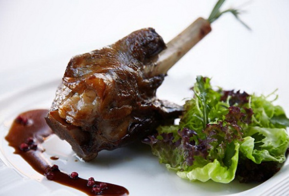 Мужское меню: домашнее сало, бульон вподстаканнике итонна мяса - Фото №3
