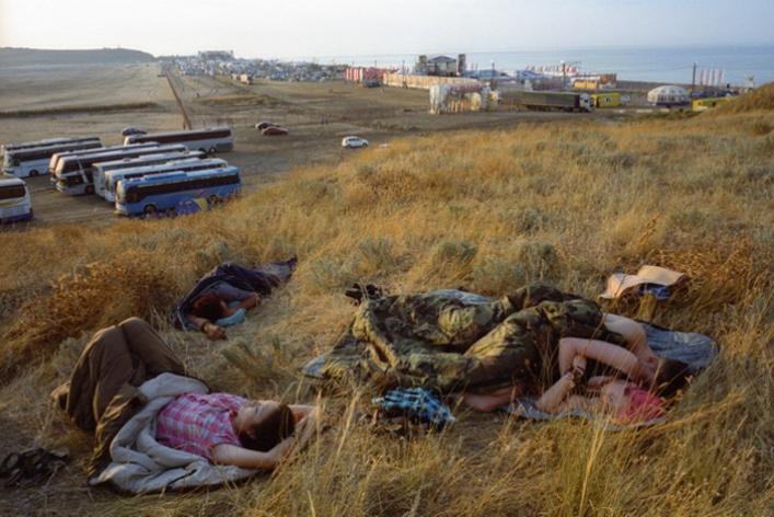 Никита Шохов «Черноморские каникулы»