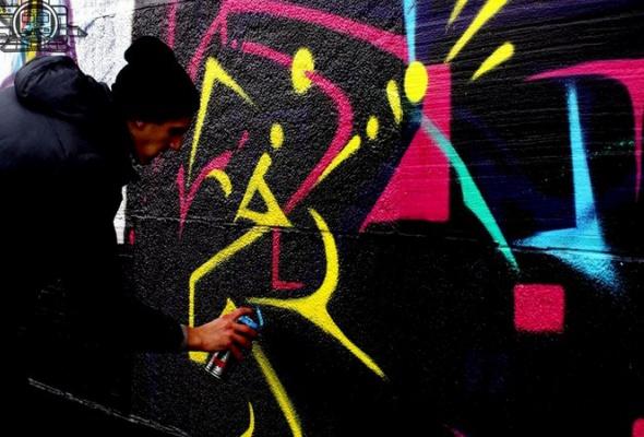 24февраля накраю Петербурга пройдет слет граффитистов. - Фото №1