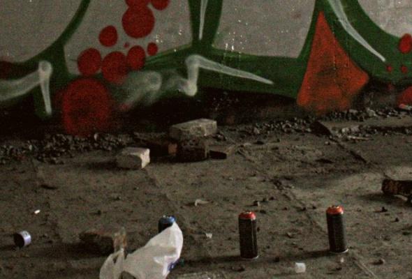 24февраля накраю Петербурга пройдет слет граффитистов. - Фото №2