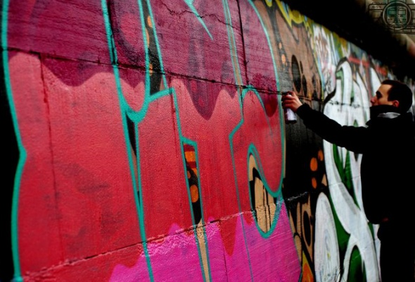 24февраля накраю Петербурга пройдет слет граффитистов. - Фото №5