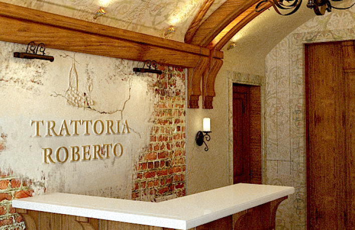 Trattoria Roberto— правильная траттория ситальянским шефом наФонтанке