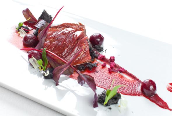 Мужское меню: домашнее сало, бульон вподстаканнике итонна мяса - Фото №1