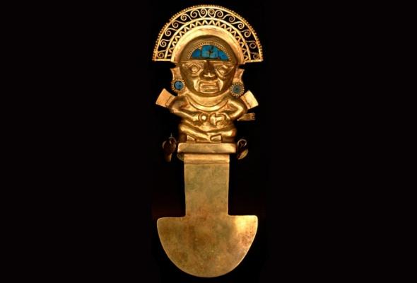 1000 лет золота инков - Фото №0