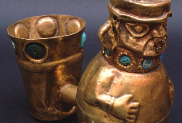 1000 лет золота инков - Фото №1