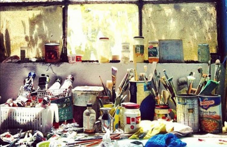 Живопись, работа и сопротивление материалов