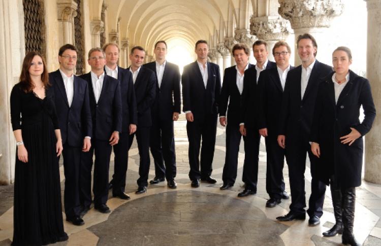 Двенадцать виолончелистов Берлинской филармонии
