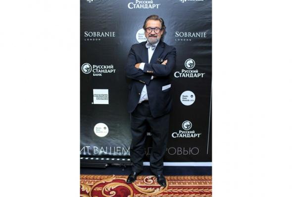 ВМоскве вручили премию Resto Rate Awards 2012 - Фото №2