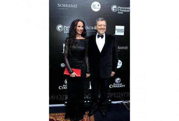 ВМоскве вручили премию Resto Rate Awards 2012 - Фото №4