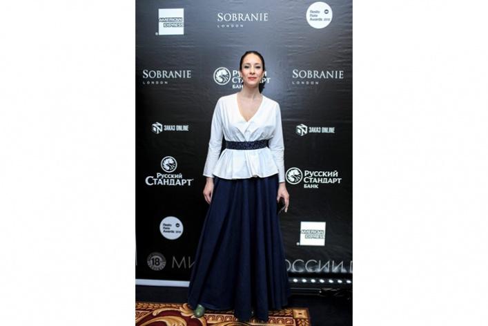 ВМоскве вручили премию Resto Rate Awards 2012