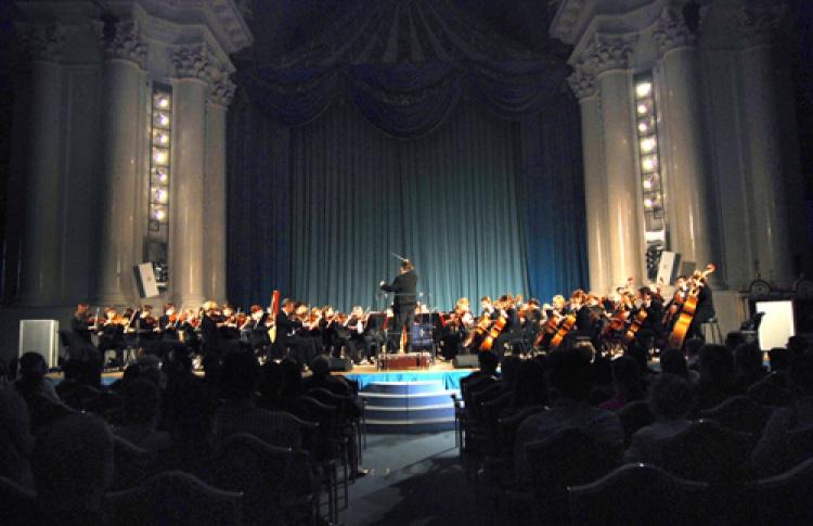 Фрагменты итальянских опер