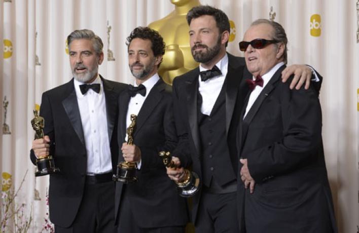 ВЛос-Анджелесе раздали «Оскаров»