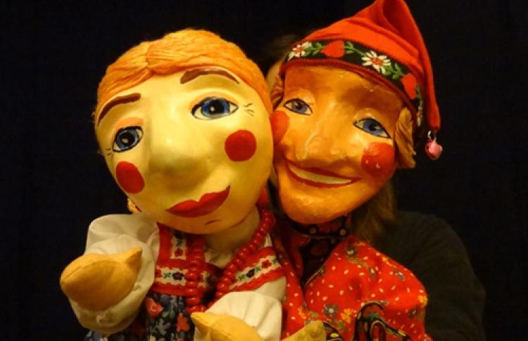 Куклы-Folk