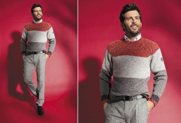 УRoy Robson вышла весенняя премиум-коллекция свитеров - Фото №3